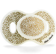 Elodie Details Pacifier 3m+ , -Gold Shimmer