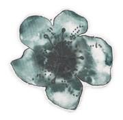Elodie Details Tetradoek Bamboe, Embedding Bloom Petrol