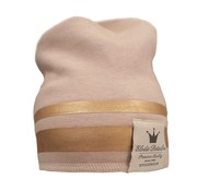 Elodie Details Gilded beanie, 0-6m, Pink