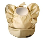 Elodie Details Bib, Golden Wings