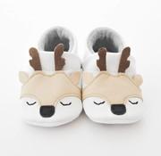 First baby shoes Geschenkverpakking: babyschoenen Hert