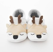 First baby shoes Giftbox: soft sole baby shoes cat