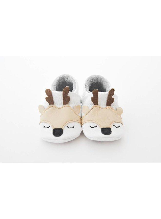 Geschenkverpakking: babyschoenen Hert