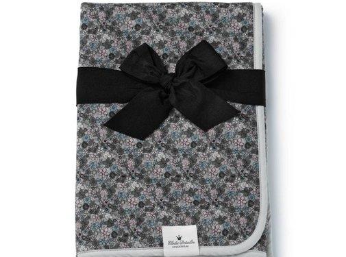 Elodie Details Pearl Velvet blanket, Petite Botanic