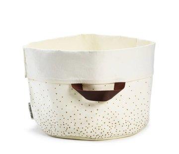 Elodie Details Storage basket, Gold Shimmer