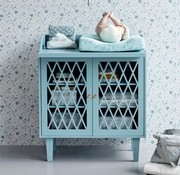 CamCam Commode-Harlequin-Petroleum-CamCam