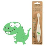Jack 'n Jill bio-degradable tooth brush-Dino-Jack 'n Jill