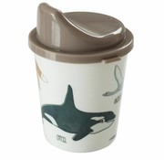 Sebra Melamine mug Artic Animals Sebra