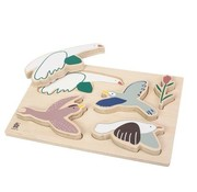 Sebra Houten puzzel Singing bird