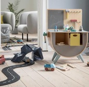 Sebra Design play tool bench, warm grey