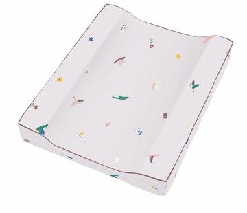 Sebra Changing and washing pad Singing Birds