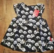 Zoo Design Dress-Panda-Zoo design