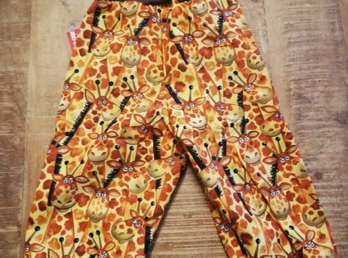 Zoo Design Pants-Giraffe-Zoo design