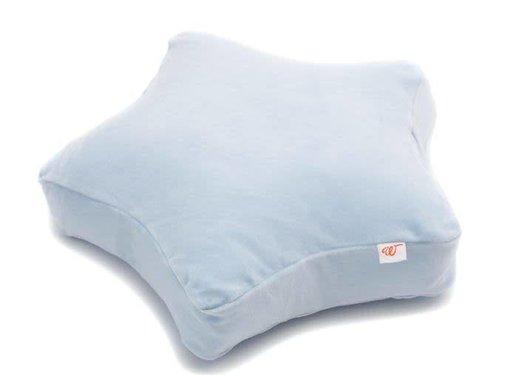 Wigiwama Velvet Star sitting cushion-multiple colors