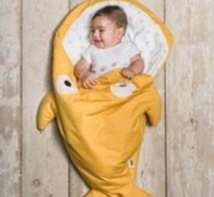 Slaapzak baby (tot 18m) Mosterdgeel