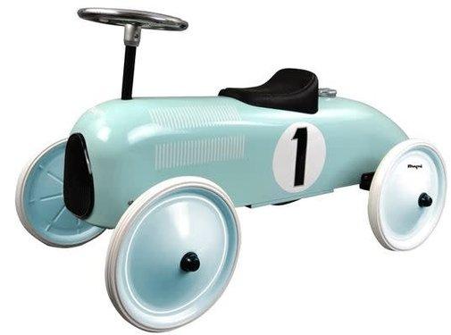 Magni Retro car, mint, 12m+