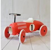 Magni Retro car, red, 12m+