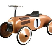 Magni Retro car, bronze, 12m+