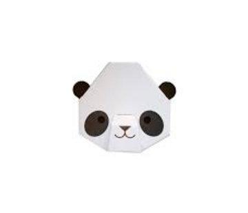 Flatout Frankie Cardboard panda