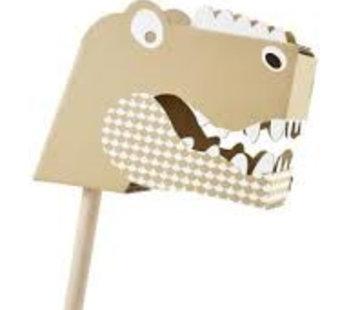 Flatout Frankie Cardboard dino