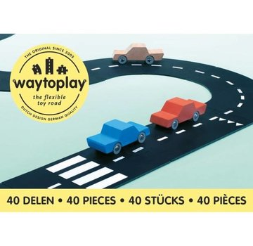 WaytoPlay W2P King of the road, 40 stukken