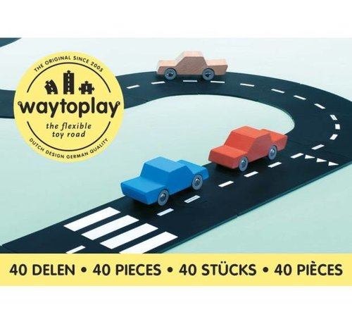 WaytoPlay W2P King of the road, 40 stukken