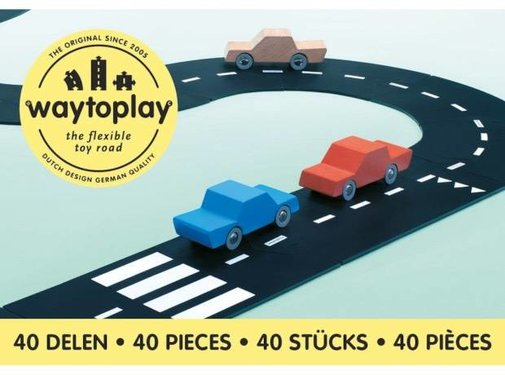 WaytoPlay W2P King of the road, 40 pieces