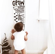 Wee gallery Growth Chart, Safari