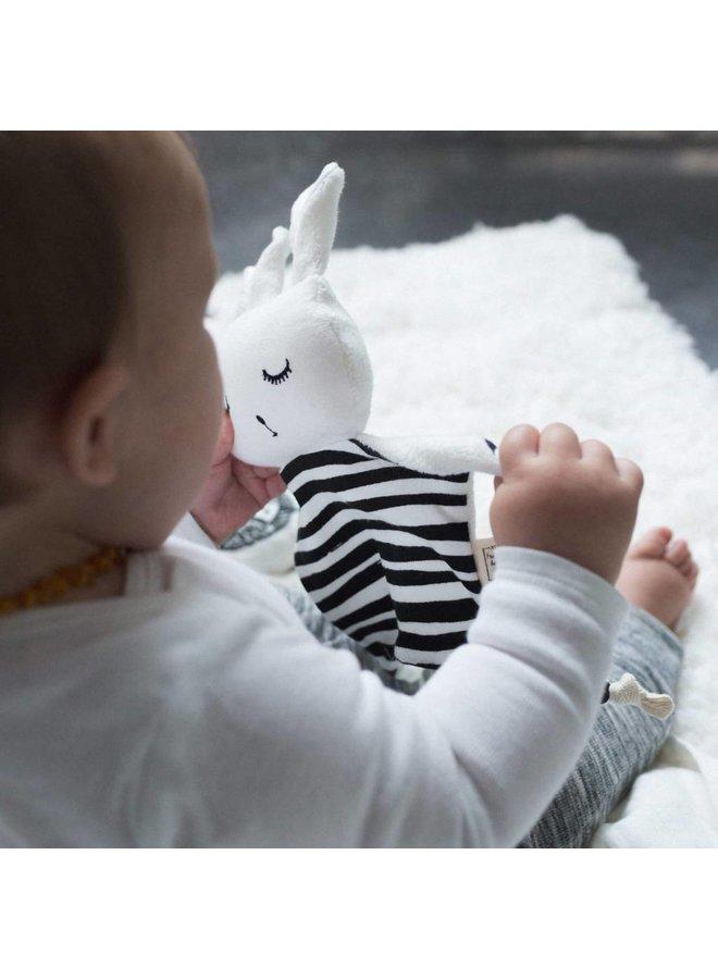 Cuddle Bunny, stripes
