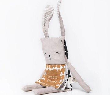 Wee gallery Knuffel, flippy konijn