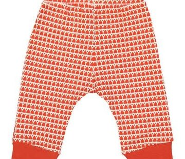 Coq en pâte Legging, rood