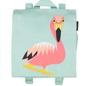 Coq en pâte Backpack, flamingo