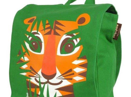 Coq en pâte Backpack, tiger