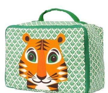Coq en pâte Lunchzak/koffertje, tijger