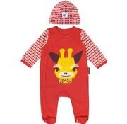 Coq en pâte Pyjama-set, giraffe