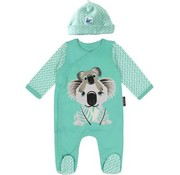 Coq en pâte Pyjama-set, koala
