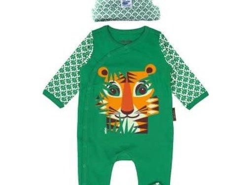 Coq en pâte Pyjama-set, tijger