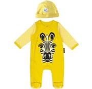 Coq en pâte Pyjama-set, zebra