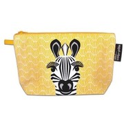 Coq en pâte Pencil case, zebra