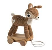 Sebra Pull-along deer