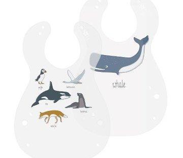 Sebra Slab Artic Animals 2st
