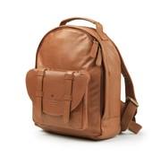 Elodie Details Mini backpack, chesnut leather
