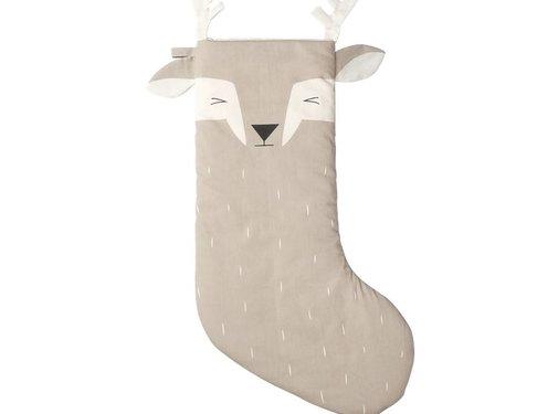 Fabelab Kerstsok, sleepy deer