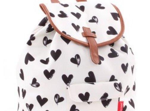 kidzroom Backpack Hearts