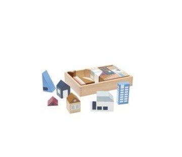 Kid's concept Wooden blocks Aiden