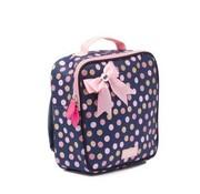 zebra Backpack, wild dots