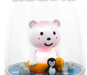 Petit Akio Lamp Akio, ijsbeer