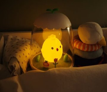 Petit Akio Nachtlamp, kuiken