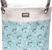 Storage Basket, large, racoon mint