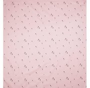 Plum Plum Sheet baby bed, pink gnome